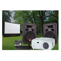 Indoor & Outdoor Movie Packages