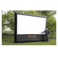 Inflatable Outdoor Screens