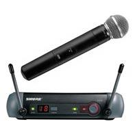 Wireless & Wired Microphones