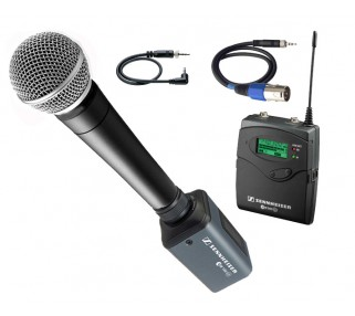 Sennheiser G2 Wireless Mic Rentals San Francisco Bay Area