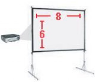 Big Projection Screen Rentals San Francisco Bay Area
