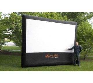 Inflatable Movie Screen Rentals San Francisco Bay Area