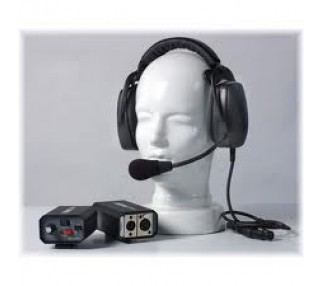 Clear-com Camera Operator Headset Rentals San Francisco Bay Area