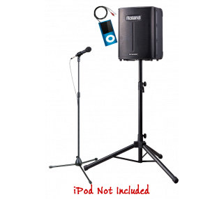 Battery Powered Speaker Rental San Jose, Los Angeles, San Francisco