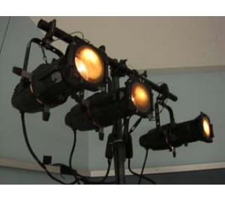 PAR Can Light Rentals San Francisco Bay Area