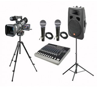 Video Conference Equipment Rental San Francisco Bay Area