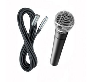 Shure SM58 Microphone Rentals San Francisco B