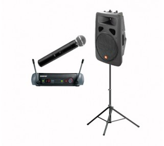 Portable PA System Rentals San Francisco Bay Area