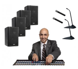Public Address System Rentals San Francisco Bay Area
