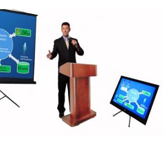 Presenter Monitor Rentals San Francisco Bay Area