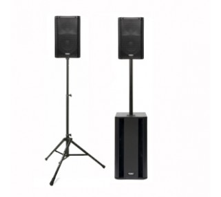 Premium DJ Speaker and Subwoofer Rentals San Francisco Bay Area