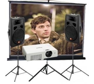 Movie Equipment Rentals San Francisco, San Jose, Oakland, Walnut Creek