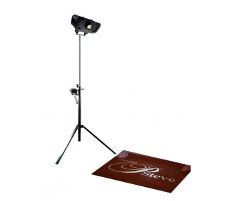 Gobo Light for Weddings in San Francisco and San Jose