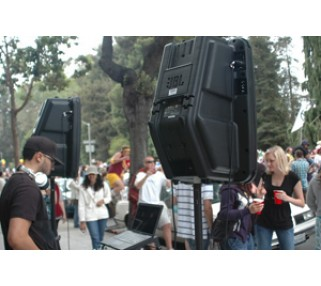 Rent Dj Speakers San Francisco San Jose Walnut Creek