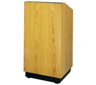 Wood Lectern Rental