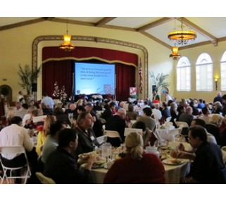 Front And Rear Projection Screen Rentals San Francisco
