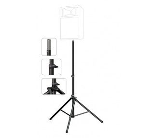 Tripod for Speaker Rentals in San Francisco Bay Area
