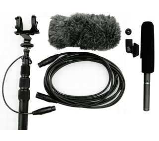Shotgun Microphone Rentals San Francisco Bay Area