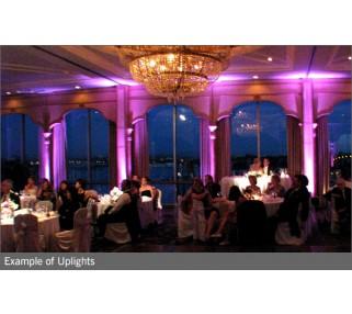 Indoor Floor Up Light Rentals 3 San Francisco Bay Offices