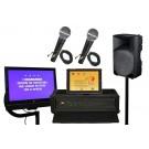 Karaoke System Rentals San Jose Los Angeles San Francisco