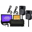Large Karaoke Sound System Rental Los Angeles, San Francisco, San Jose
