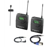 Sennheiser G2 Video Camera Lapel Microphone Rentals San Francisco Bay Area