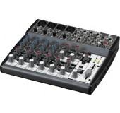 Behringer Xenyx 1202 8-Channel Mixer Rental - Angle