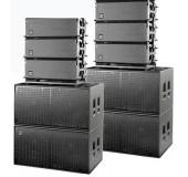 Medium Concert Line Array Speaker Package