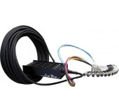 Live Wire 100' Audio Cable Snake Rentals San Francisco Bay Area