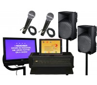karaoke machine rental